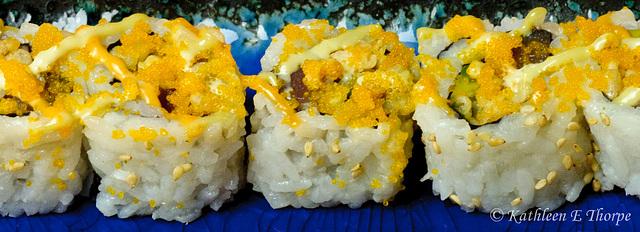 Ultimate Sushi Spicy Tuna Macro