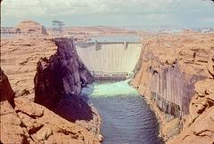 Glen Canyon Dam, flood of 1983