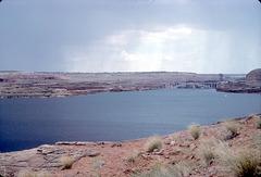 Lake Powell, flood of 1983