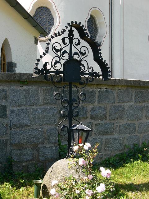 Grabstätte im Friedhof Weißenregen