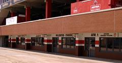 Gegengerade Millerntor-Stadion von außen
