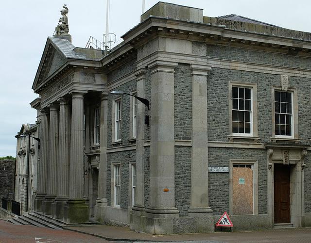 Old County Hall, Caernarfon - 30 June 2013