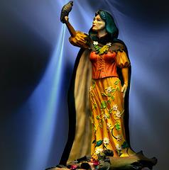 Woodland Sorceress.