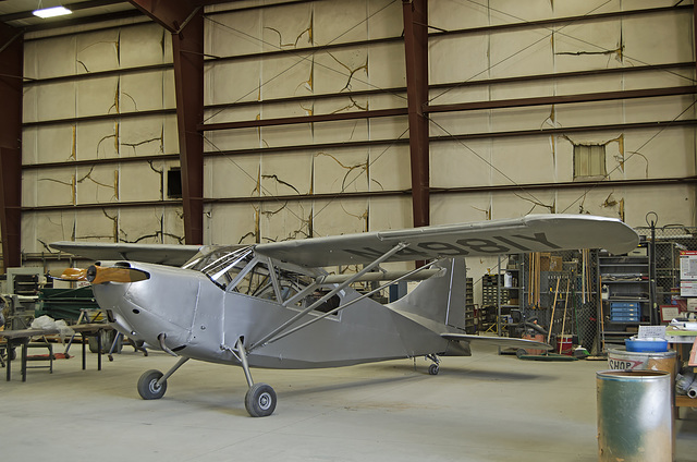 Stinson L-5B 44-16907
