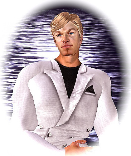 My Avatar in Second Life : PCE Graves