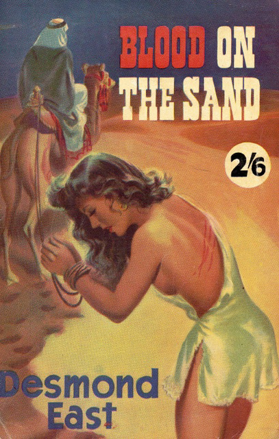 Desmond East - Blood on the Sand