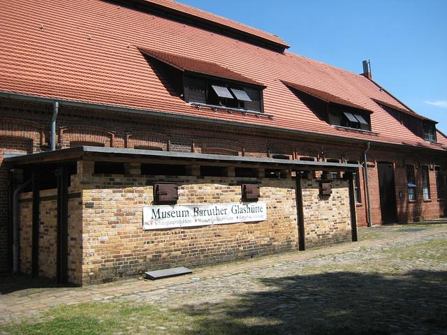 Glashütte - Glasmuseum mit Schauwekstatt
