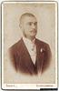 Young man by Baker Alajos, Selmeczbánya (recto)