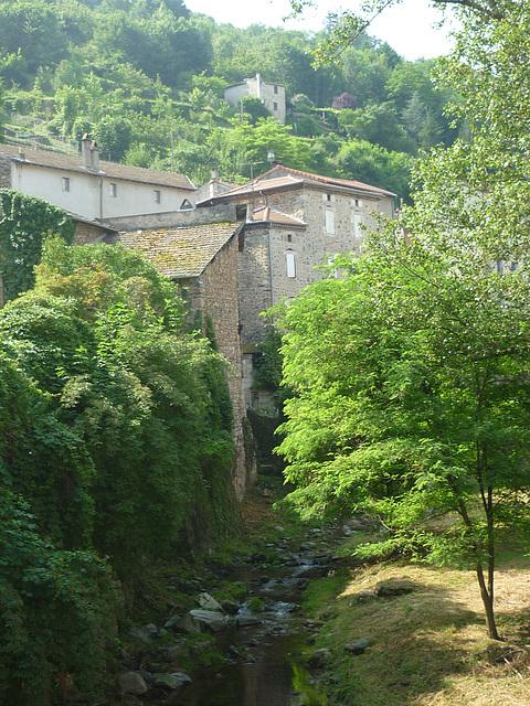 Lamastre France