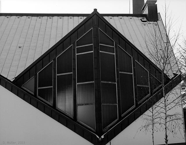 Martin-Luther-Kirche zu Ehlershausen, 1967