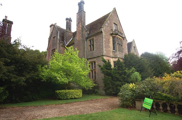 Garden Facade, Alton Manor, Derbyshire