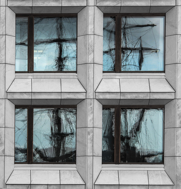 windows and reflection