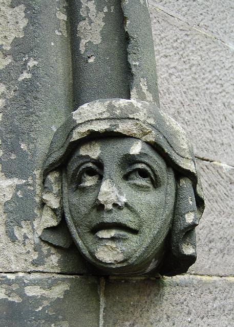 Leek Cemetery Staffordshire