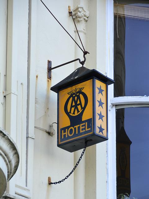 Isle of Man 2013 – AA Four-Star Hotel