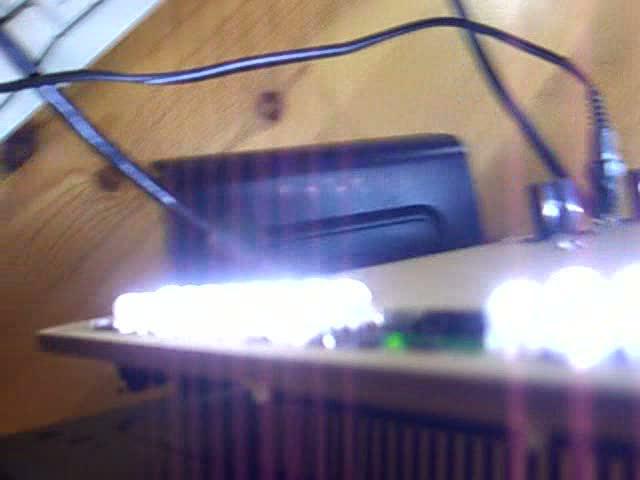 Monitor backlight