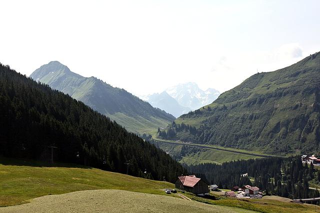 Blick ins Tal