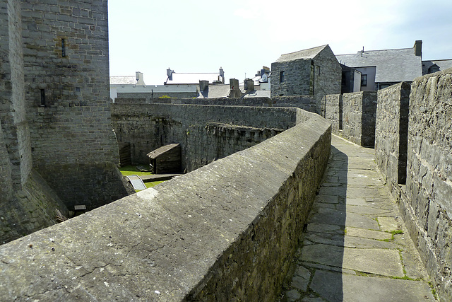 Isle of Man 2013 – Castle Rushen