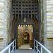 Isle of Man 2013 – Entrance of Castle Rushen