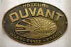 Concarneau 2014 – Musée de la Pêche – Shield of Duvant engine makers