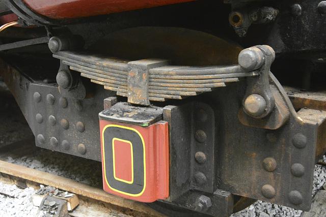 Isle of Man 2013 – Port Erin Railway Museum – № 16 Mannin