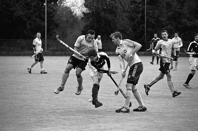 Fingal 2nd's vs Monkstown 081212