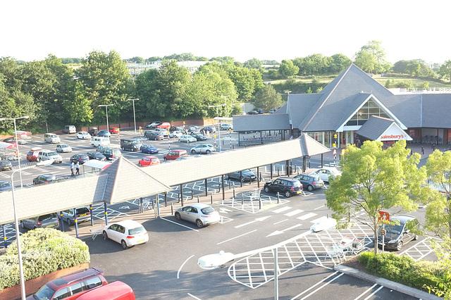 Sainsbury's Paignton July 2013