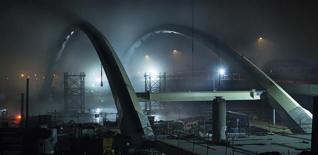 Walton Bridge Construction