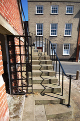 Town Hall, Woodbridge, Suffolk. East Elevation (5)