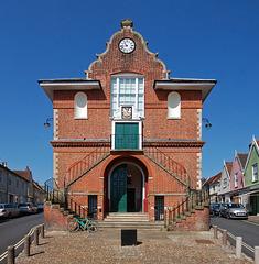 Town Hall, Woodbridge, Suffolk. East Elevation (7)