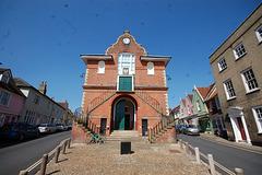 Town Hall, Woodbridge, Suffolk. East Elevation (9)