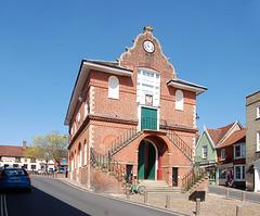 Town Hall, Woodbridge, Suffolk. East Elevation (10)