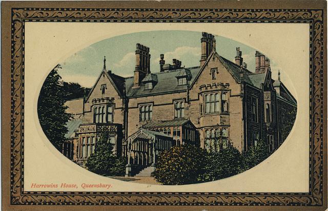 Harrowins House, Queensbury