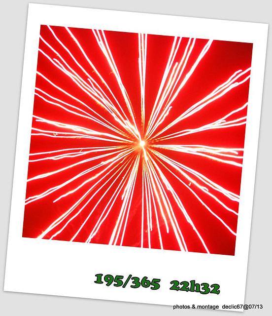 13/07     Oh la belle rouge !