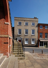 Town Hall, Woodbridge, Suffolk. East Elevation (15)