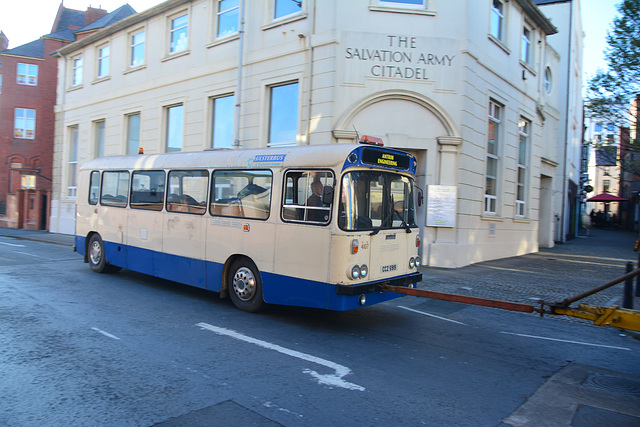 Isle of Man 2013 – 1978 Leyland Leopard bus