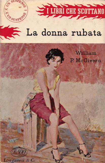 William P. McGivern - La Donna Rubata