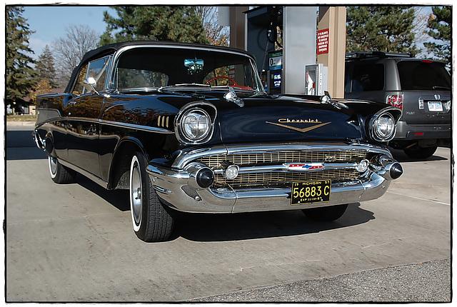 Chevy Bel-Air 1957