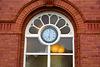 Isle of Man 2013 – Station clock of Port Erin