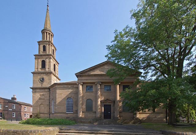 Saint Peter and Saint Leonard's Church, Horbury, West Yorkshire