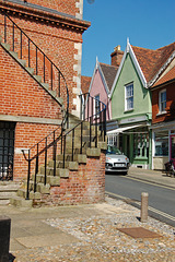 Town Hall, Woodbridge, Suffolk. East Elevation (27)