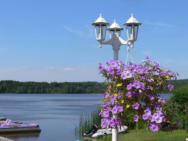 Neubäu am See