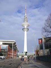 Heinrich Rudolf Hertz TV Tower