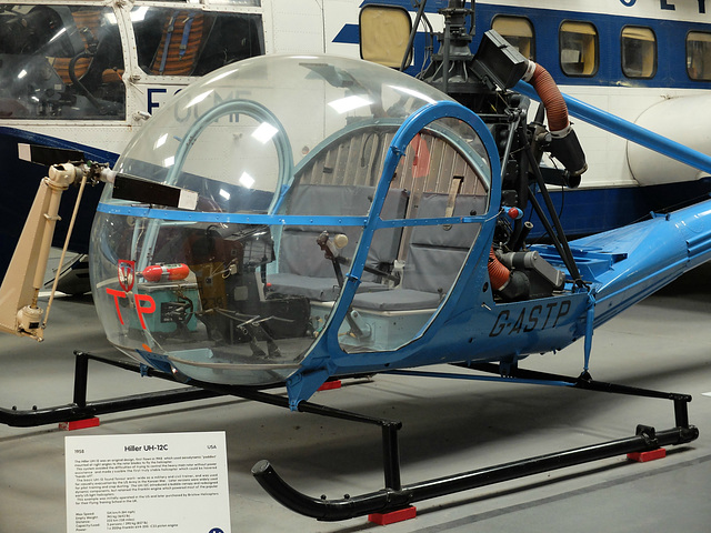 Helicopter Museum_043 - 27 June 2013
