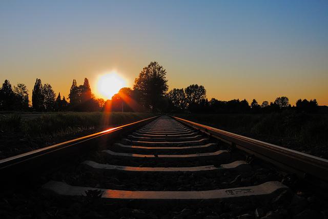 Bahntrasse Meißen