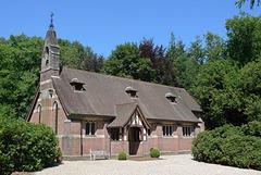 Nederland - Goor, Sint Mary's Chapel