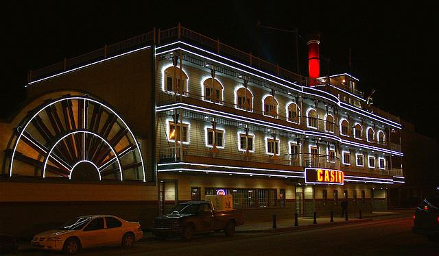 Casino in Quesnel, BC