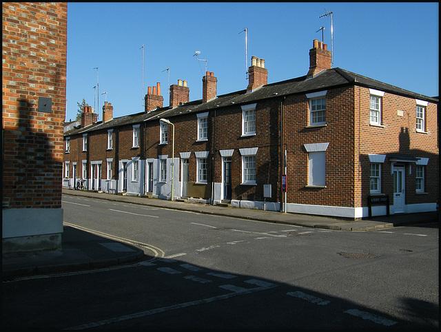 corner of Clarendon
