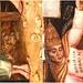 Wood Shavings turned Pope (1st version)