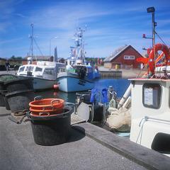 Aalbæk havn