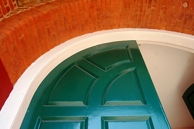 Town Hall, Woodbridge, Suffolk. East Elevation (58)